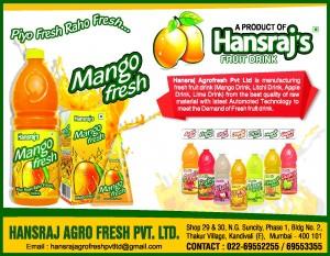 Hansraj Mango Fresh